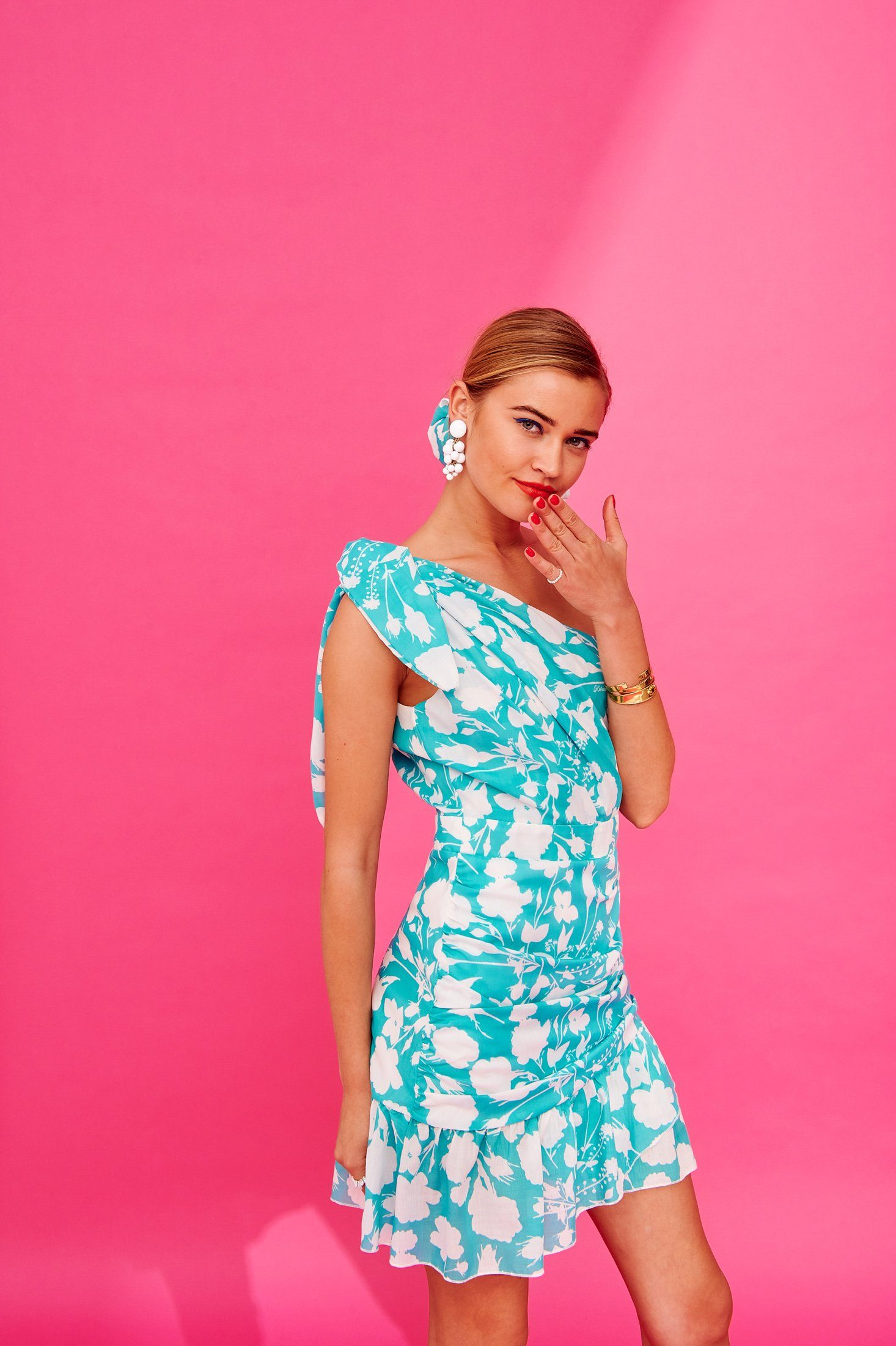Lisa Marie (Mint) Dresses Karavan Clothing