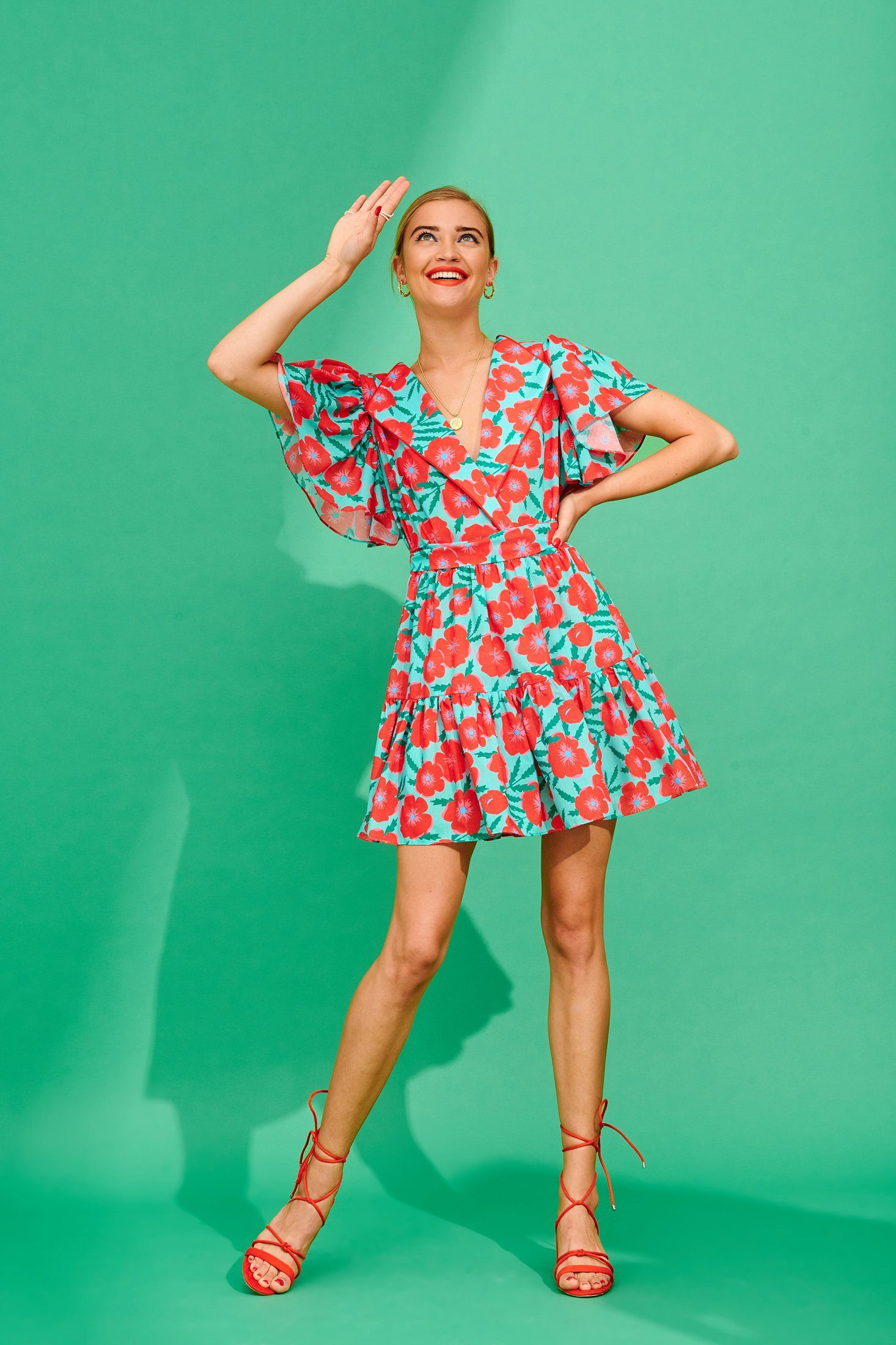 Poppie Dress Dresses Karavan Clothing