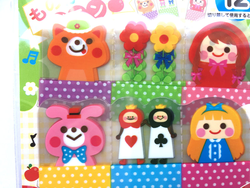Fairy Tale Baran Food Dividers for bento lunches