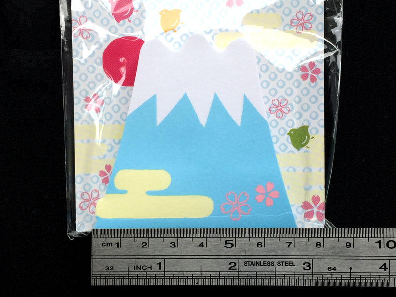 Mount Fuji Sticky Notes