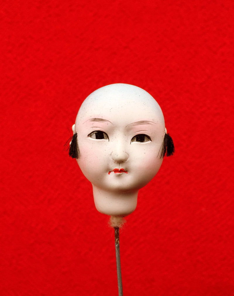 Monk Male Doll Head
