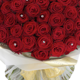 Ultimate 100 Grand Prix Rose Hand tied