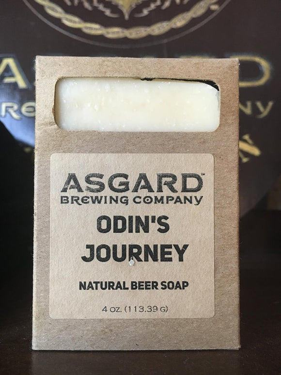 Asgard Beer Soap - Odin's Journey