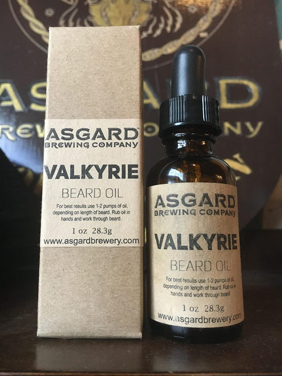 Asgard Beard Oil - Valkyrie