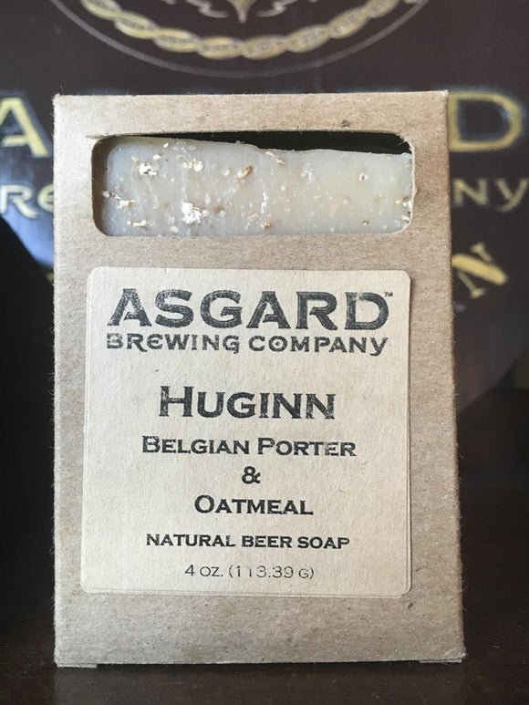 Asgard Beer Soap - Huginn