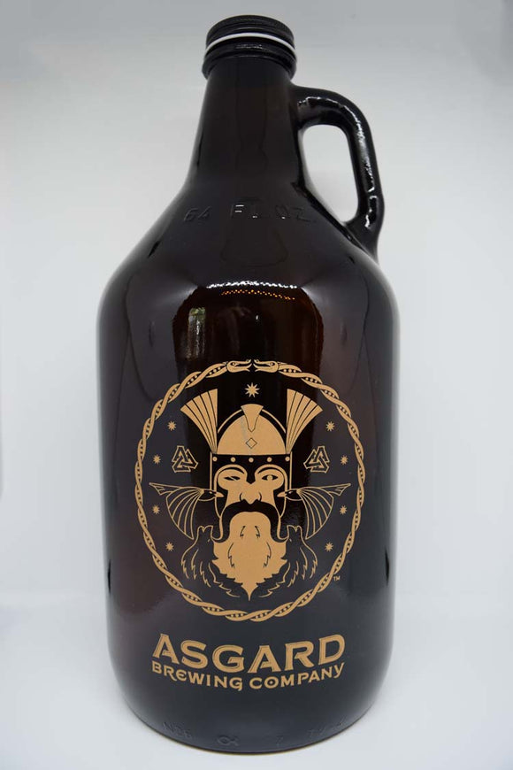 Asgard Glass Growler