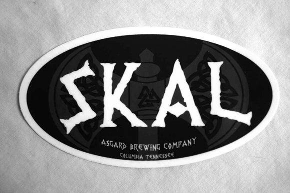 Asgard SKAL Sticker