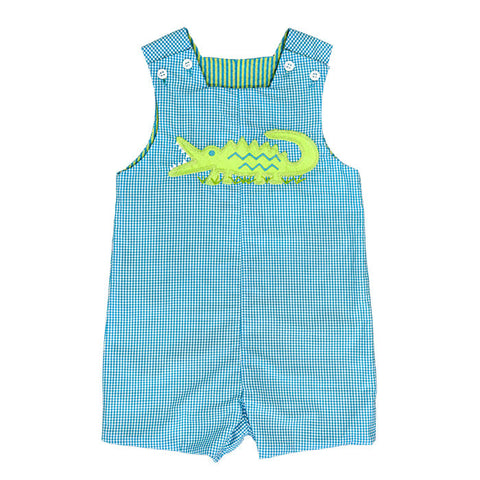 Bailey Boys Alligator Reversible John John