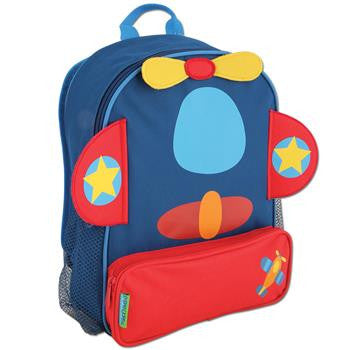 Stephen Joseph Sidekick Backpack - Airplane