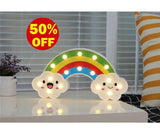 Rainbow Colorful Night Light