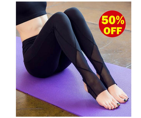 Yoga Dry Fit Sport  Pants