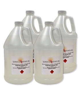 Isopropyl Alcohol 99% - 4 Gallons - Always White