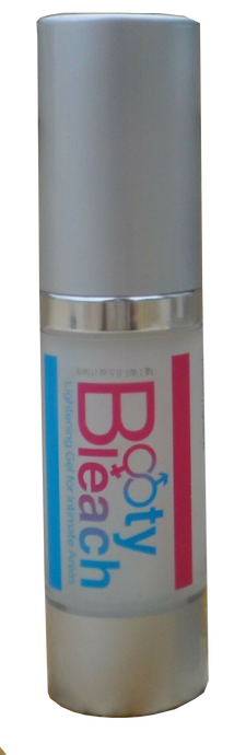 Booty Bleach - Anal & Intimate Area Bleach Organic Lightening Gel - Always White