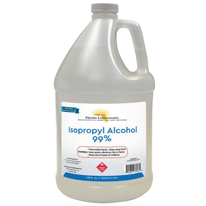 Isopropyl Alcohol 99% - 1 Gallon - Always White