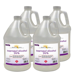 Isopropyl Alcohol 70% - 4 Gallons - Always White