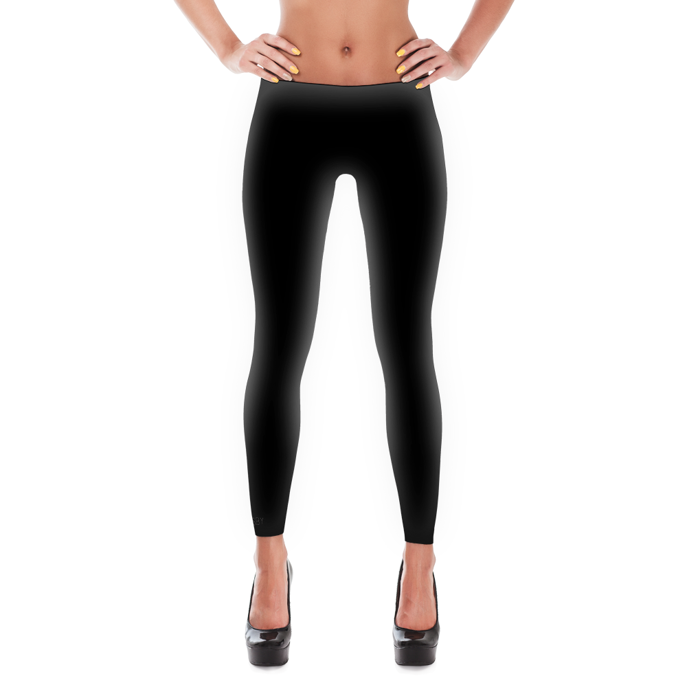 ROSBY BASIC LEGGINGS#BLK - Rosbyapparel