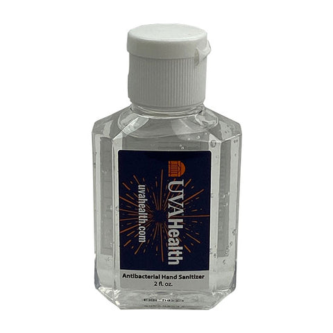 UVA Health System Hand Sanitizer