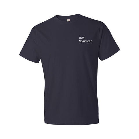 UVA Health System Volunteer T-Shirt - Front View