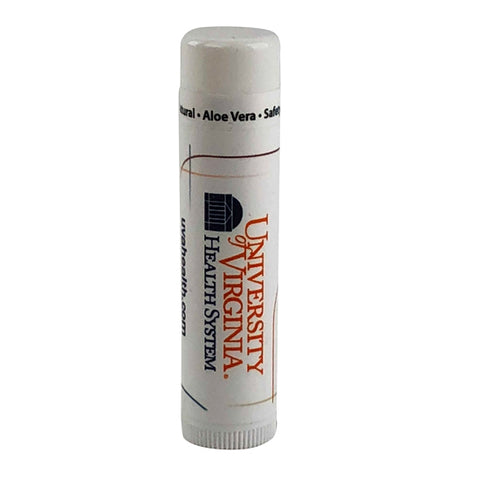 UVA Health System Lip Balm, Broad Spectrum SPF15