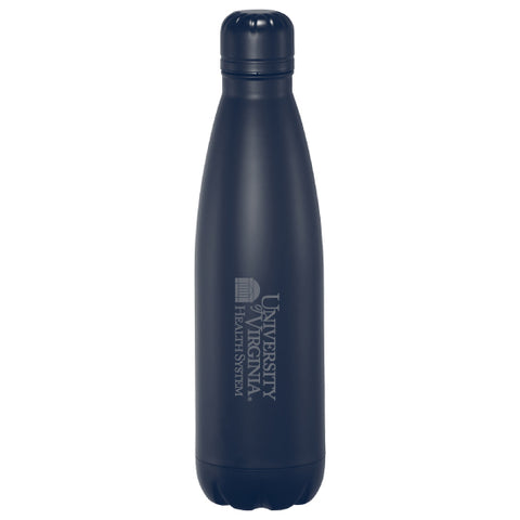 UVA Health System 26 Oz. Mega Copper Vacuum Insulated Bottle - Navy