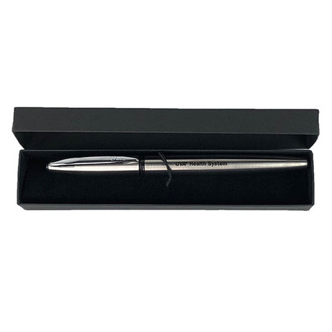 UVA Health System Stainless Sharpie Pen In Gift Box