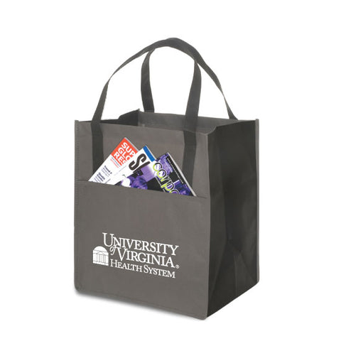 UVA Health System Grocery Tote - Grey