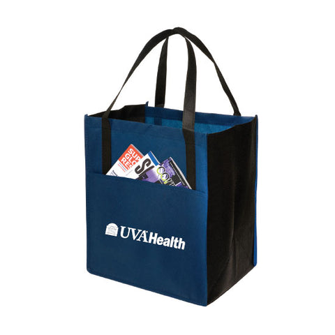 UVA Health System Grocery Tote - Navy