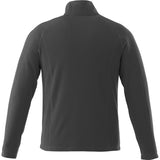 UVA Health System Poly Fleece Full Zip Jacket - Mens - Grey Back