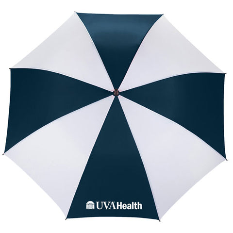 "UVA Health System 58"" Ultra Value Auto Open Golf Umbrella"