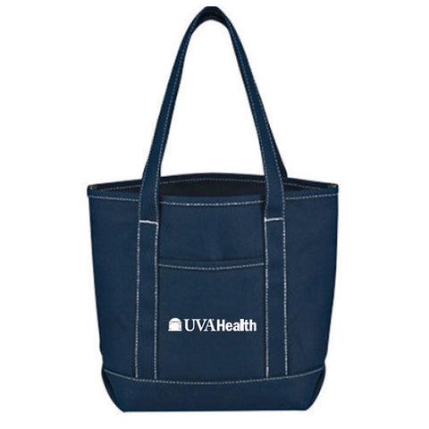 UVA Health System Canvas Yacht Tote