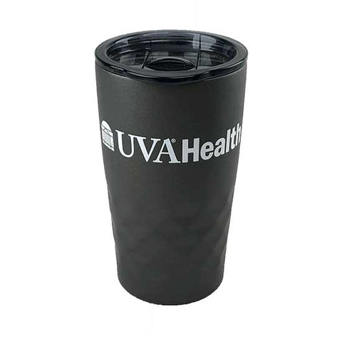 UVA Health System 14 Oz. Copper Vacuum Insulated K Mini Tumbler - Charcoal Grey