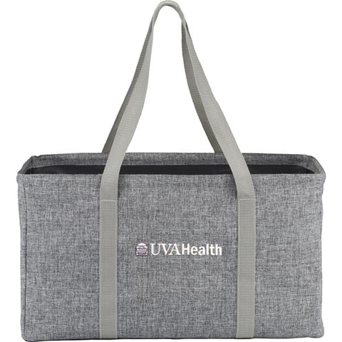 Oversize Carry All Tote - Embroidered