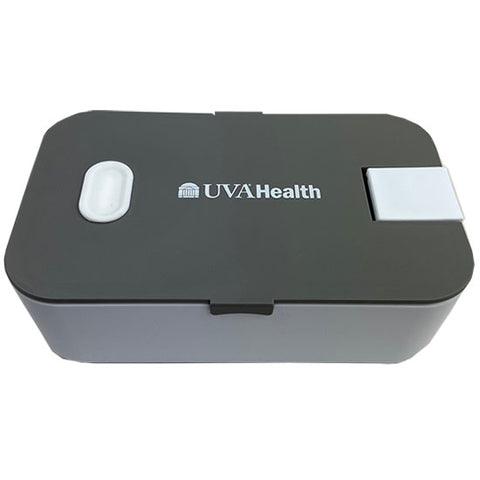 UVA Health System Lunch Set with Phone Stand