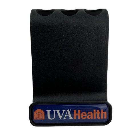 UVA Health System Phone Stand with Pen/Pencil Holder
