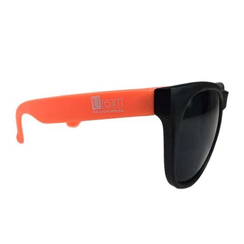 UVA Health System UTEAM Sunglasses - Orange