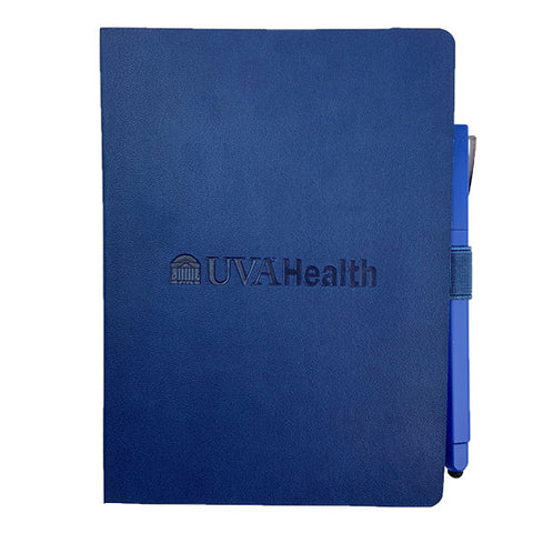 UVA Health System SOFT BOUND JOURNAL & PEN BUNDLE