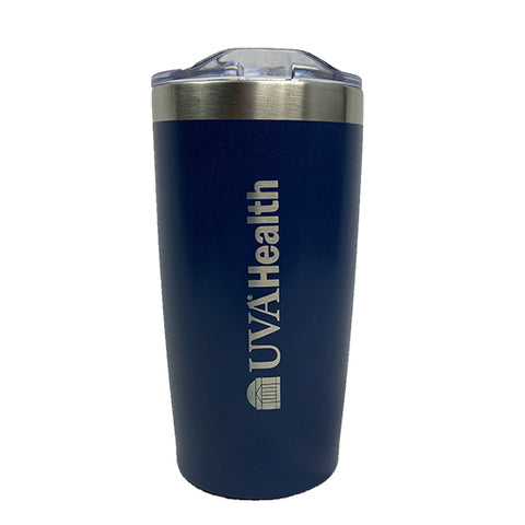 UVA Health System 20 Oz.  Two-Tone Himalayan Tumbler - Navy