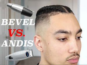 BATTLE OF THE $200 TRIMMERS: ANDIS VS BEVEL