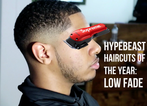Hypebeast Haircuts: The Low Drop Fade