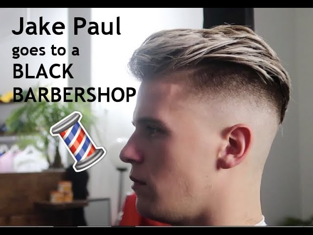 Jake Paul's Black Barbershop experience