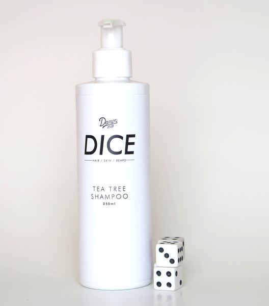 Dice Tea Tree Shampoo