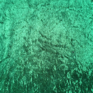 Velvet Fabric Felt Sheet - Green