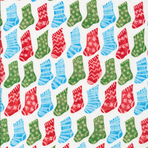 Fabric Felt - Christmas Stockings