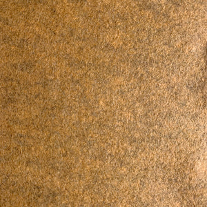 Wool Blend Heathered Felt - Gold