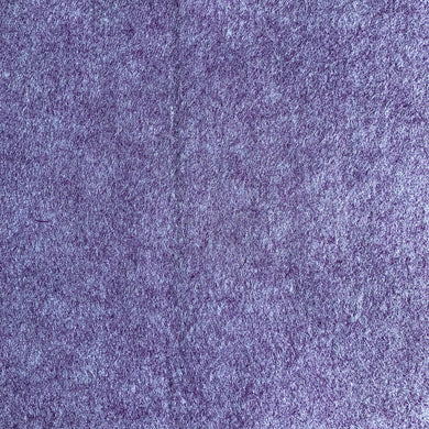 Wool Blend Heathered Felt - Lilac
