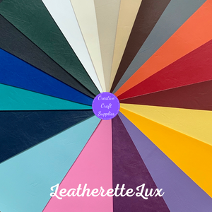 LeatheretteLux Sample Card