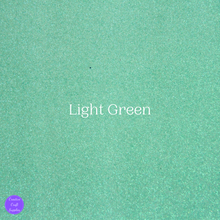 Load image into Gallery viewer, Shimmer Fine Glitter Fabric - Light Green