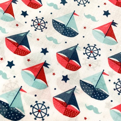 Fabric Felt Sheet - Beau Boats