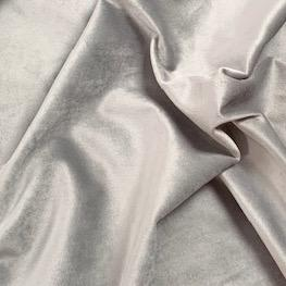 Velvet Fabric Felt - Autumn Silver