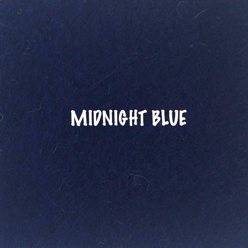 Creative Felt - Midnight Blue